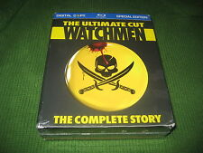 WATCHMEN THE ULTIMATE CUT BLU RAY MOVIE NEW