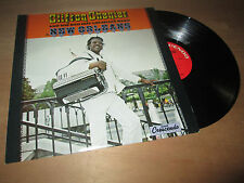 CLIFTON CHENIER in new orleans BLUES ZYDECO - GNP CRESCENDO Lp 1978