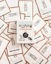 Childrens Affirmation Card Deck