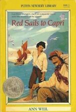 Red Sails to Capri (Puffin Newbery Library)-ExLibrary