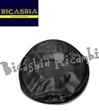 8866 - Cubiertas de la Rueda Negro 3-00-10 en Cuero Vespa 50 Special