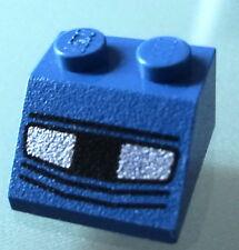 LEGO 3039pb012 @@ Slope 45 2 x 2 with Headlights Pattern @@ 6330
