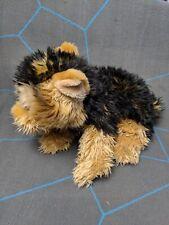 Webkinz Signature Short Haired Yorkie Yorkshire Terrier Dog Puppy Plush Toy