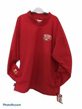 Jeff Gordon NASCAR Racing Chase Authentics Windbreaker Pullover XL Du Pont 2004