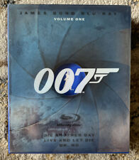 James Bond-Blu-ray Collection - Vol.1, Die Another Day, Dr. No, Live & Let Die.