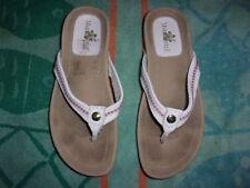 33ee78b01402 Margaritaville Slip On Casual Sandals   Flip Flops for Women