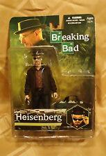 Breaking Bad HEISENBERG action figure (NIP) Blue Crystal Pouch -  2013 Released