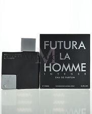 Futura La Homme Intense by Armaf perfumes EDP 3.4 oz 100 ml Spray for Men NIB