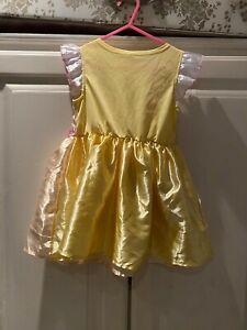GIRLS George GOLDILOCKS FANCY DRESS COSTUME SIZE 3-4 YEARS Excellent condition