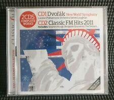 DVORAK New World Symphony No. 9 London Philharmonic Orchestra & Classic Hits 2CD