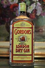 Gin - GORDON'S DRY GIN 70 cl / 40° distilled in england alexander gordon & compa