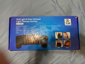 DGYAO RLT-WB01 - Red & Infrared Light Therapy Belt for Pain Relief