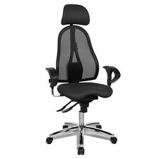 Schreibtischstuhl Drehstuhl Bürostuhl Topstar Sitness 45 anthrazit B-Ware
