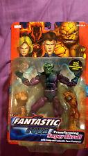Toy Biz toybiz fantastic four Transforming Super Skrull figure