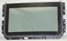 Glass Plate BMW 5 Series F11 Panoramic Roof Sunroof Glass Lid Rear 7228756 Orig.