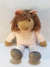 Vintage 1994 Marc Brown Arthur's Sister Pbs D.W. Stuffed Plush 14� Doll