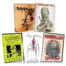 Squidbillies: Adult Swim Series Complete Season Volume 1 2 3 4 5  Box / DVD Sets