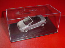 PEUGEOT 307 CC CABRIOLET 2003 GRISE 1/43