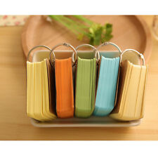 Cute Colorful Spiral Daily Mini Note Pad Memo Jotter Notebook Book Diary