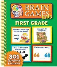 Brain Games Kids: Preschool, Editors of Publications International Ltd., Accepta