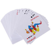 Secret Marked Poker Cards See Through Playing Cards Magic Toys Poker Magic T 1T9