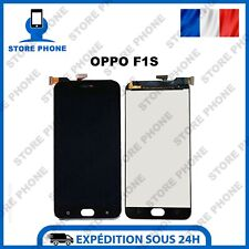 Ecran LCD Complet + Vitre tactile Oppo F1S Noir