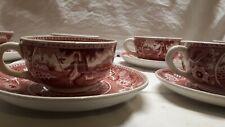 tasses et sous tasses anciennes (café/thé)