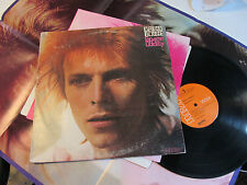 David Bowie Space Oddity 1969 LP w poster & inner! WOW rca lsp4813 rare A12/A2G!