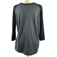 Under Armour Men's Size Small Loose Fit Heat Gear Athletic Shirt