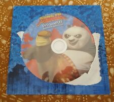 Kung Foo Panda DVD Sampler Awesome Adventures DVD Dreamworks 2013