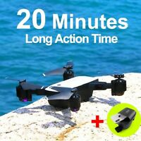5MP Ready to fly Return Home Foldable Camera Hover Drone With HD 720P or 1080P