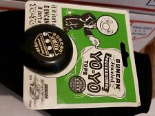 Original Jeweled Black Duncan Super Tournament Yo-Yo 75th Anniversary