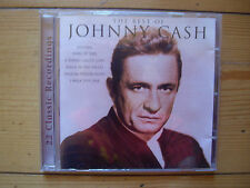 Johnny Cash, The Best of Johnny Cash, audio CD