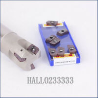 BAP 400R-C32-35-200-3T Indexable milling cutter CNC with APMT1604PDER-H2 1125