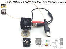 CCTV Starlight HD-SDI 1080P Mini Pinhole Spy AHD/TVI/CVI/CVBS/Ex-SDI 6In1 Camera