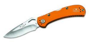 Buck Knives 722 Spitfire-Orange Folding Knife 722ORS1 USA