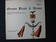 """German Brass and Drums: The Stirring Sounds of the Famous German """"Zapfenstreic.."""