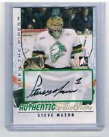 2007-08 In The Game Between The Pipes Autographs #ASMA Steve Mason NM-MT Auto