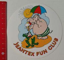 Pegatina/sticker: Jeantex Fun Club (070517137)