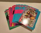 1992 X-Men Series 1 Base Cards (You Pick Two)