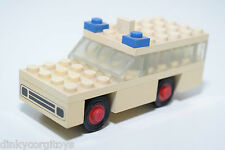 LEGO SYSTEM 653 AMBULANCE EXCELLENT CONDITION