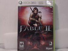 FABLE II --- XBOX 360 Complete CIB w/ Box, Manual