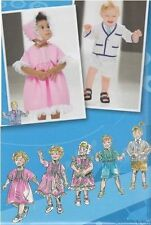Toddler's Unisex Dress Sewing Patterns