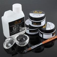 Professional Acrylic Nail Kit Nail Art Set Acrylic Liquid Powder Pen Crtsyal Cup