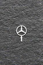Mercedes-Benz STERN Star Logo Kühler 1,75mm silber 1:43 AutoArt PMA Norev Schuco