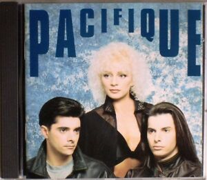 CD ALBUM PACIFIQUE - ANGES OU DEMONS