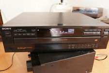 Sony CDP-C 365 CD-Player 5fach Wechsler Compact Disc