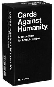 Cards Against Humanity UK Edition Card Game V2.0