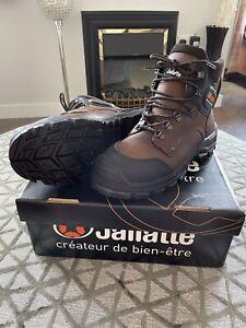 Jallatte Jalfir SAS Safety Boots Size 7 BNIB - S3 Brown