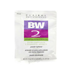 Clairol BW2 Powder Lightener Hair Bleach Color Poudre Decolorante Blanqueado 1oz